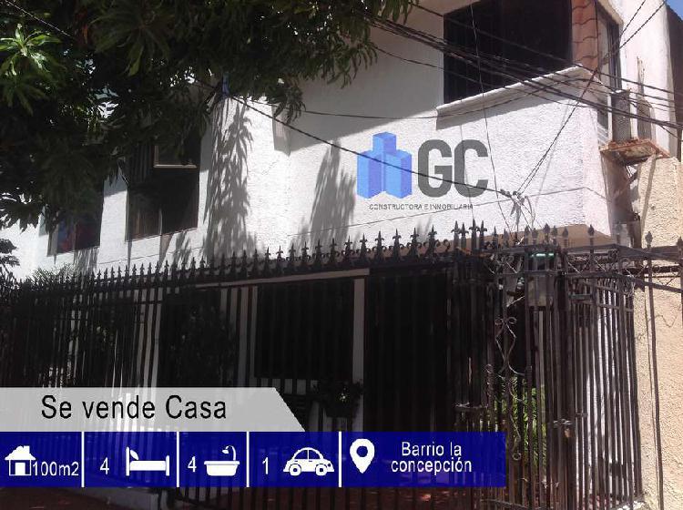 Se vende casa _ barrio la concepción _ wasi2355518