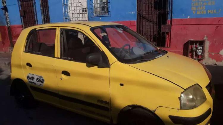 Taxi atos 2012, 2011 y dos 2008
