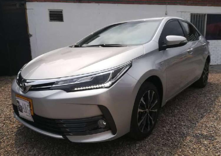 Toyota corolla se-g at mod 2019