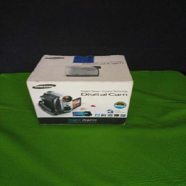 Video camara digital samsung 33x sc-d366