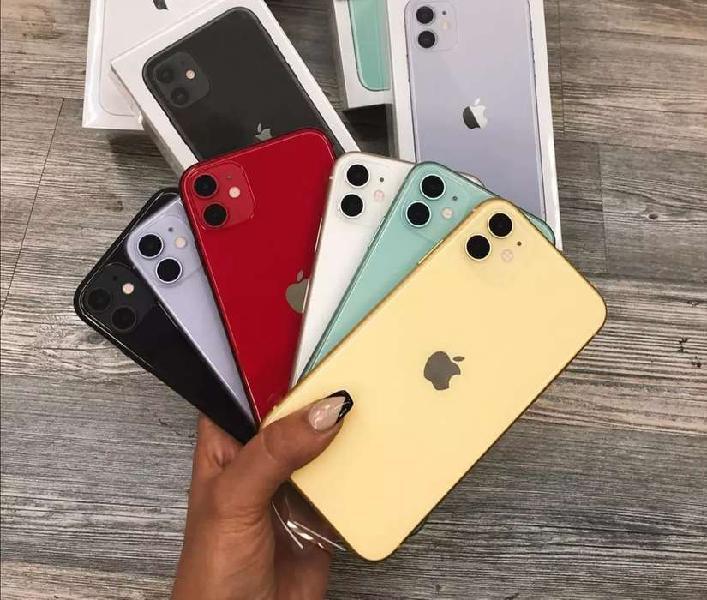 Iphone 11 64gb / 128gb nuevos sellados garantía somos
