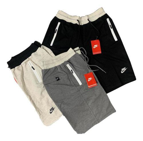 Pantalonetas en algodón 100% para hombre adidas nike reebok