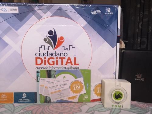 Tomi:tablero digital - curso de informatica