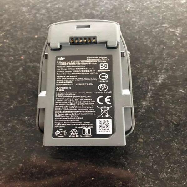 Bateria dji spark 1 ciclo de carga, nueva!!