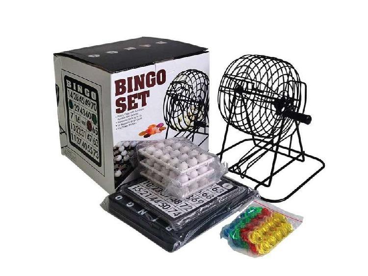 Bingo set completo