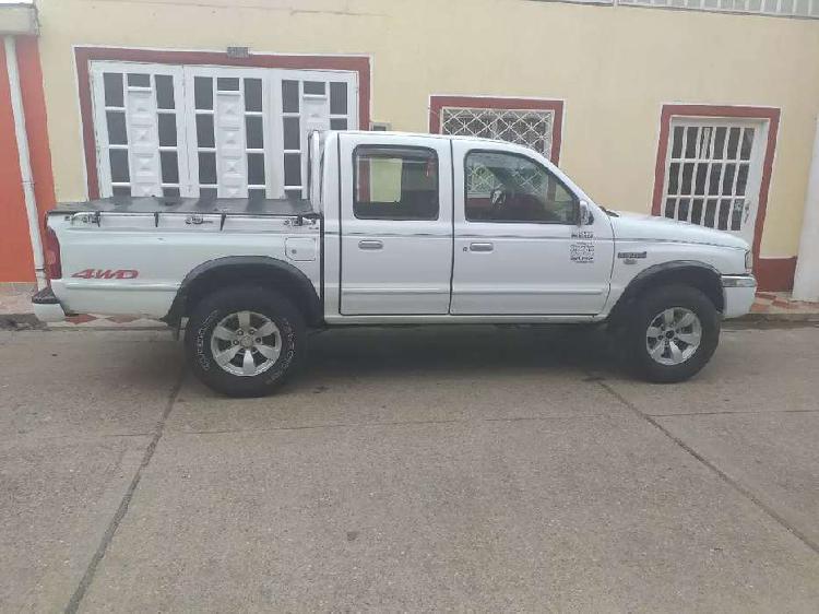 Camioneta mazda 4x4 2007 full