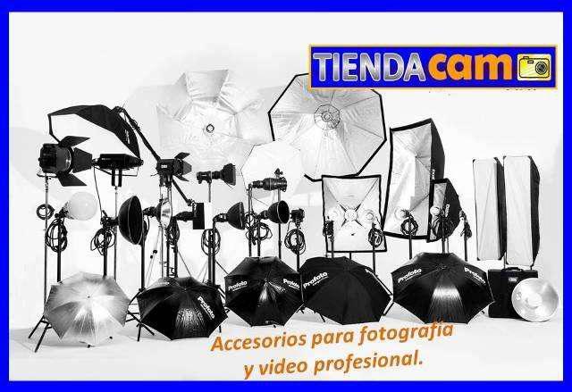 Equipos para fotografía y vídeo profesional , accesorios e