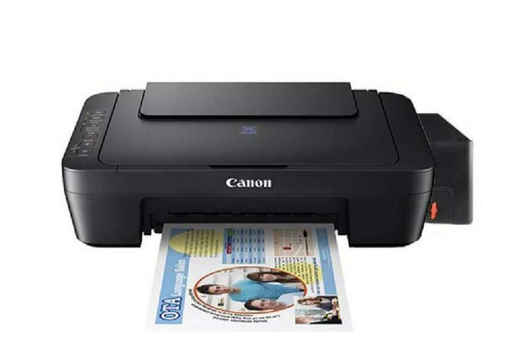Multifuncion canon e471-wifi-sistema tinta continuo de lujo