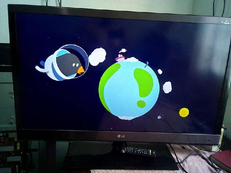 "Tv lg 47"" smart 3d"