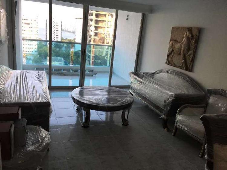 Apartamento bocagrande frente al mar cartagena _ wasi492129