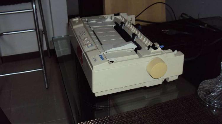 Impresora epson lx 300.