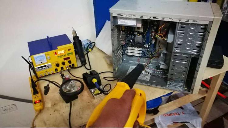 Mantenimiento tecnólogo especializado computadores y otros