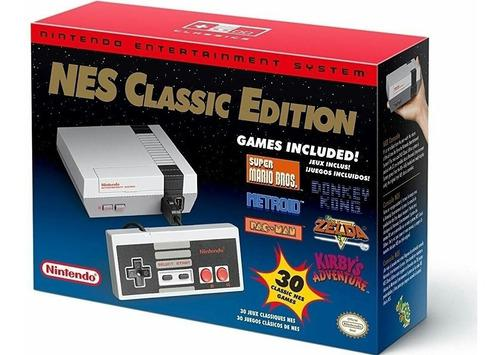 Nintendo nes classic edition nuevo garantizado.