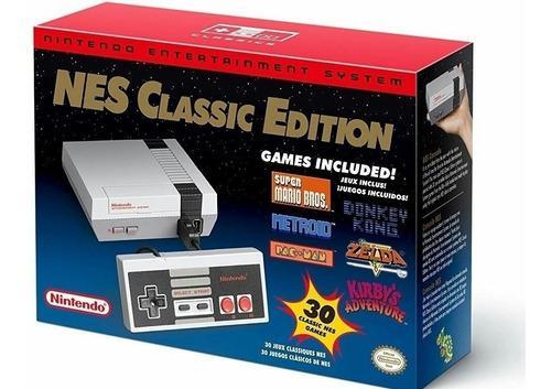 Nintendo nes classic edition original nuevas