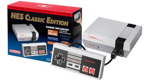 Nintendo nes classic edition ¡original nueva!