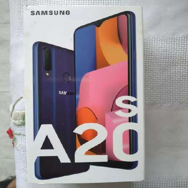 Samsung Galaxy A20s nuevo un año de garantía