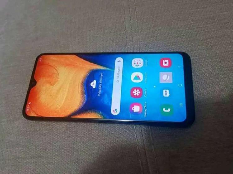Samsung galaxy a20 forro cargador original cambio por play 3