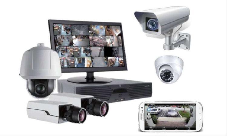 Sistemas de seguridad (camaras y alarmas)
