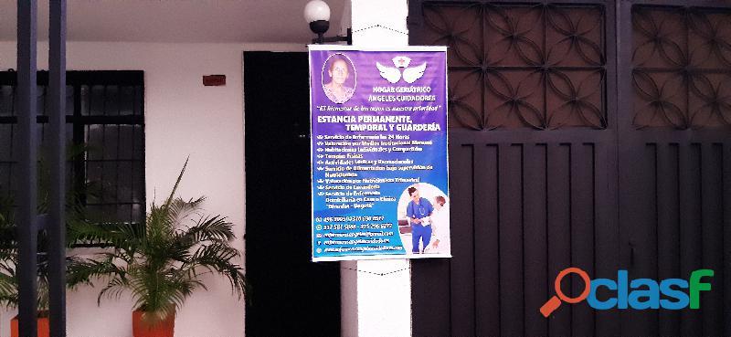 Hogar geriátrico angeles cuidadores