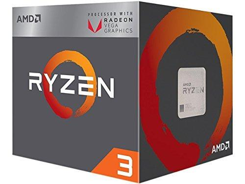 Amd Ryzen Procesador 3 2200g Con Radeon Vega 8 Graficos