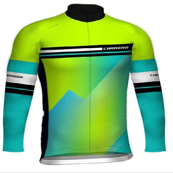 Buzo o jersey de ciclismo carrera