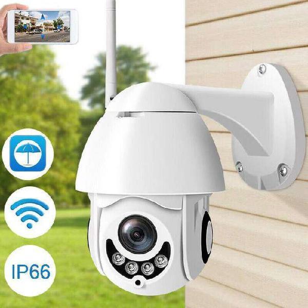Cámara exterior ip wifi hd con visión nocturna venta mayor