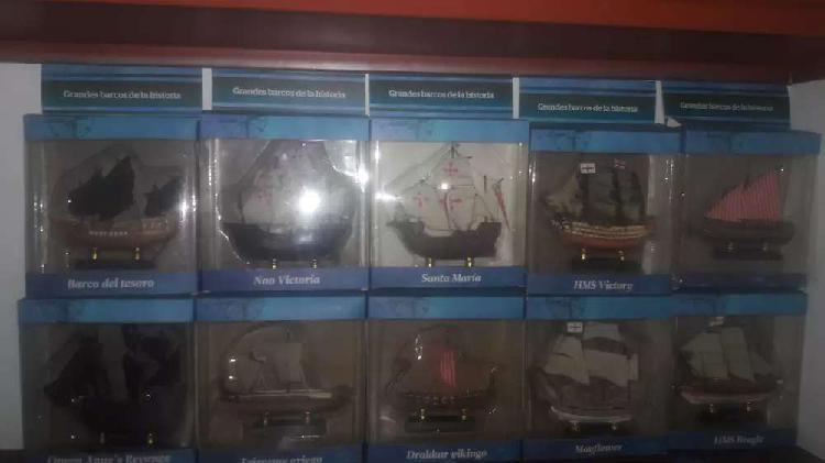 Coleccion de barcos (grandes barcos de la historia)
