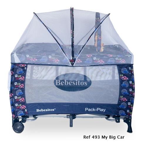 Cuna corral para bebé bebesitos mecedora y toldillo camping