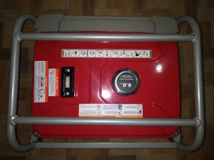 Generador eléctrico a gasolina TRACKER TX1500 precio
