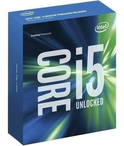 Intel Core I5-6600 3.3 Ghz Quad-core Procesador