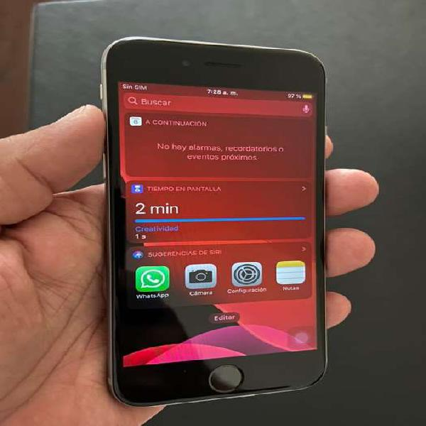 Iphone 6s con garantia de 64gb