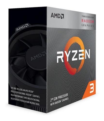 Procesador Amd Ryzen 3 3200g 3.6 Ghz Amd Am4