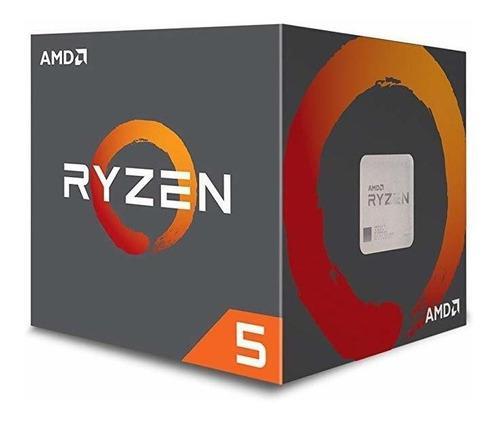 Procesador Amd Ryzen 5 1600 Con Wraith Spire Cooler