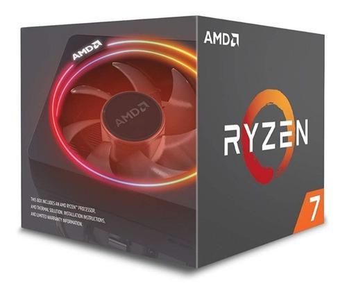 Procesador - Amd Ryzen 7 2700x - 4.3ghz - Wraith Prism Led
