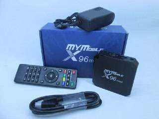 Tv box x96 mini android 2 gigas 16g memoria