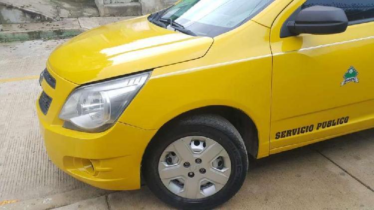 Vendo taxi chevrolet cobalt 2014