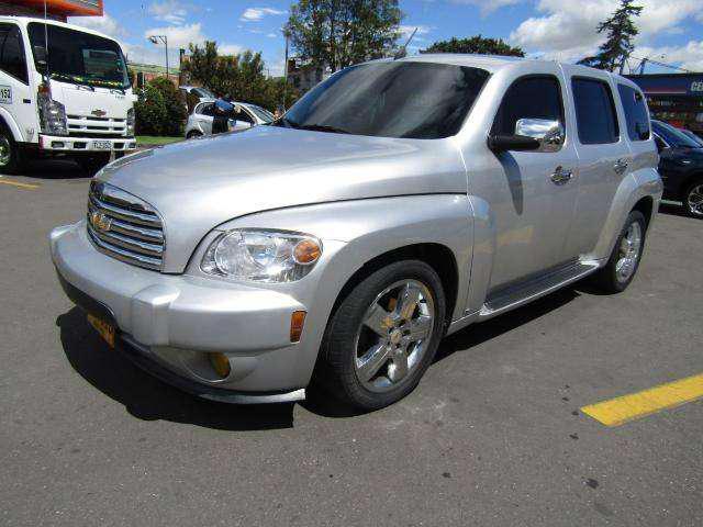 Vendopermuto Chevrolet HHr full. vendo bajo costo.