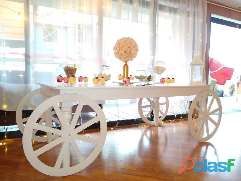 Alquiler de mobiliario y Decoración de Eventos 3