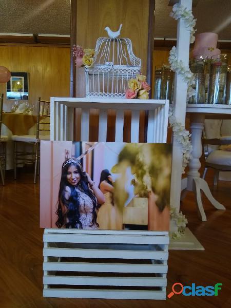 Alquiler de mobiliario y Decoración de Eventos 6