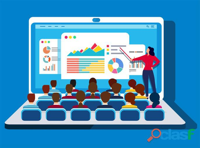 Clases de marketing digital sin salir de casa on line