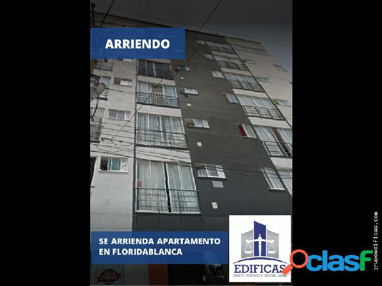 Arriendo apartamento en altamira