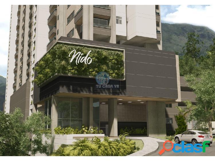 Nido- proyecto de apartamentos en sabaneta