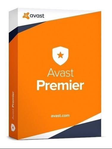 Avast premier antivirus 2019 promo 1 pc licencia 5 años
