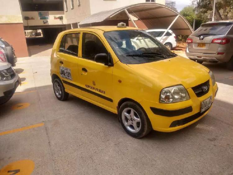 Taxi hyundai atos modelo 2009