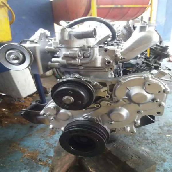 Vendo o permuto motor diesel diessel isuzu 2.8 turbo