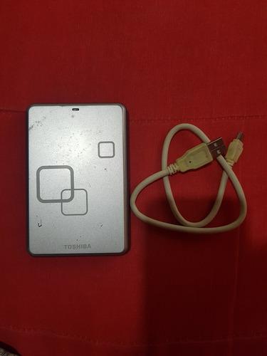 Disco Duro Externo Toshiba 500gb
