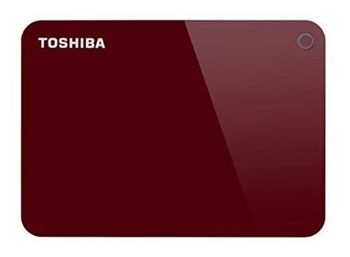 Disco Duro Externo Toshiba Canvio Advance 1 Tb