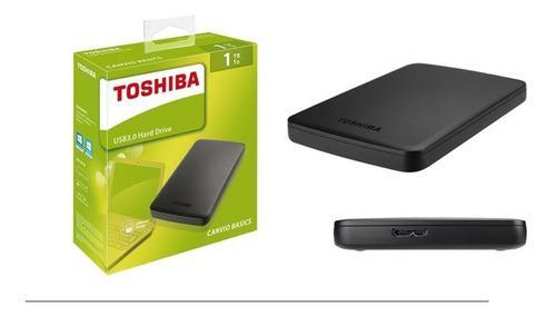 Disco Externo Toshiba Usb 3.0 1 Tb Modelo 2018 Mac + Envio