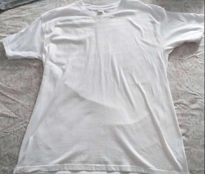 Lote de camisetas tallas grandes