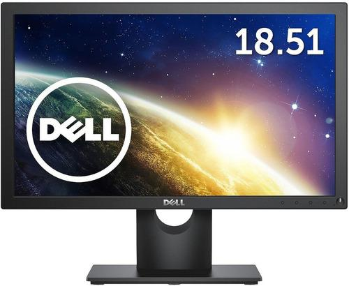 Monitor Pantalla Led Vga Display Port Hd 1366x 768 Dell 18.5